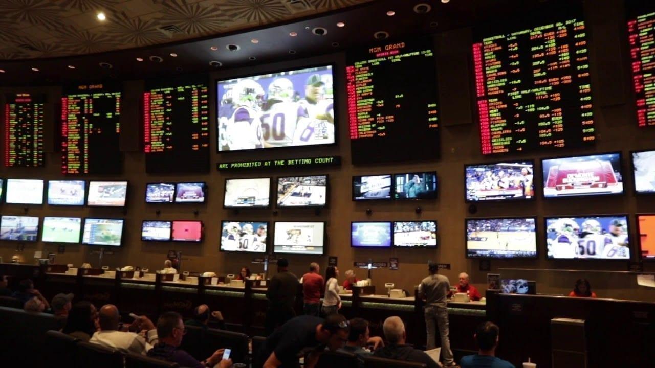 oddsmaker sportsbook betting trend